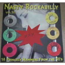 NASTY ROCKABILLY Volume 20 LP