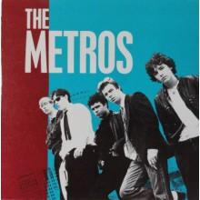 """METROS """"S/T"""" cd"""