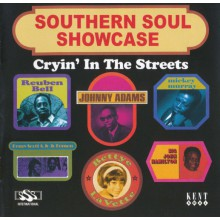 SOUTHERN SOUL SHOWCASE CD