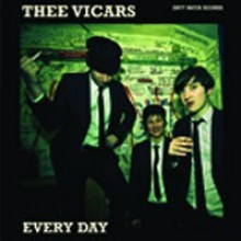 """VICARS """"EVERY DAY/DON'T WANNA BE FREE"""" 7"""""""