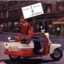 "BO DIDDLEY ""HAVE GUITAR WILL TRAVEL"" LP"