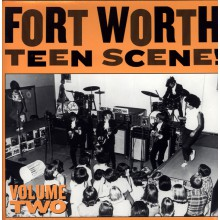FORT WORTH TEEN SCENE Volume 2 LP