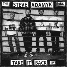 "ADAMYK STEVE ""TAKE IT BACK"" 7"""