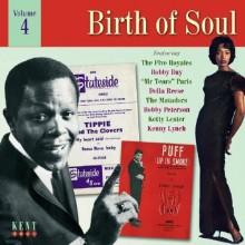 BIRTH OF SOUL VOLUME 4 CD