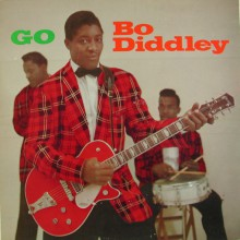 "BO DIDDLEY ""GO BO DIDDLEY"" LP"