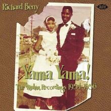 "Richard Berry ""Yama Yama! The Modern Recordings 1954-1956"" CD"