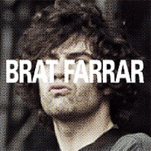 "BRAT FARRAR ""S/T"" LP"