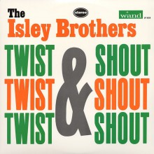 "ISLEY BROTHERS ""Twist & Shout"" 180 gram LP"
