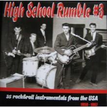 HIGH SCHOOL RUMBLE VOLUME 3 Double-LP