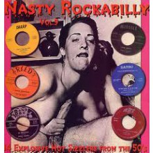 NASTY ROCKABILLY Volume 9 LP