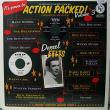 ACTION PACKED VOLUME 3 LP