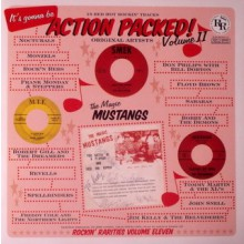ACTION PACKED VOLUME Volume 11 LP