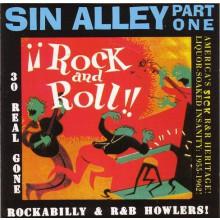 SIN ALLEY Part 1 CD