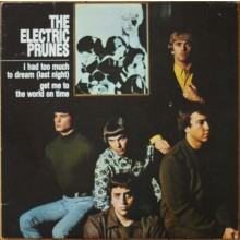 "ELECTRIC PRUNES ""S/T"" LP"