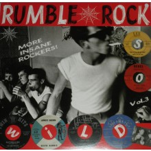RUMBLE ROCK VOLUME 3 LP