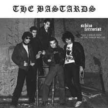 "BASTARDS ""SCHIZO TERRORIST"" CD"