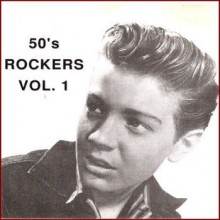 50's ROCKERS VOL 1 CD