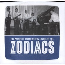 "ZODIACS ""PRIMITIVE INSTRUMENTAL SOUNDS OF THE ZODIACS"" 7"""