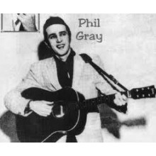 "Phil Gray ""Pepper Hot Baby/Bluest Boy In Town"" 7"""
