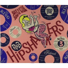 R&B HIPSHAKERS Volume 3: Just A Little Bit Of The Jumpin' Bean CD