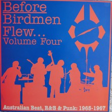 BEFORE BIRDMEN FLEW VOLUME 4 LP