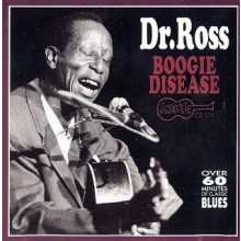 "DOCTOR ROSS ""BOOGIE DISEASE"" CD"