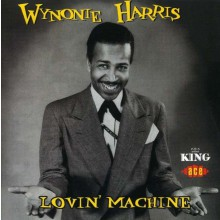"WYNONIE HARRIS ""LOVIN MACHINE"" CD"