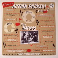 ACTION PACKED VOLUME 07 LP