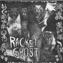 "RACKET GHOST ""Beech Party / Watch Me Move"" 7"""