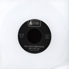 """ISLEY BROTHERS """"Who's That Lady / St Louis Blues"""" 7"""""""