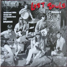 "LOST SOULS ""Volume 4"" LP"