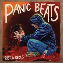 "PANIC BEATS ""REST IN PIECES"" LP"