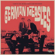 "GERMAN MEASLES ""VOLUME 1"" LP"