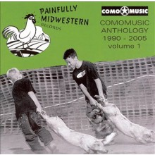 COMOMUSIC ANTHOLOGY 1990-2005 VOL.1 CD