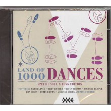 LAND OF 1000 DANCES CD