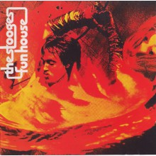 "STOOGES ""FUNHOUSE"" cd"