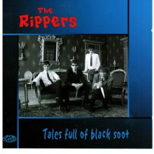 """RIPPERS """"TALES FULL OF BLACK SOOT"""" CD"""