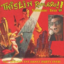 TWISTIN' RUMBLE Volume 10 LP