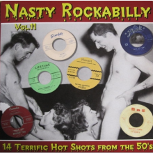 NASTY ROCKABILLY Volume 11 LP