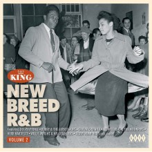 "KING NEW BREED R&B ""VOLUME 2"" CD"