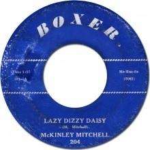 """MCKINLEY MITCHELL """"ROCK EVERYBODY ROCK/Lazy Dizzy Daisy"""" 7"""""""