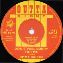"JIMMY RUFFIN ""Don't Feel Sorry For Me""/ LAMONT DOZIER ""Dearest One"" 7"""