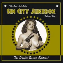 SIN CITY JUKEBOX Volume 2 LP
