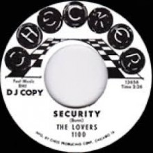"LOVERS ""Security"" / KO KO TAYLOR ""Wang Dang Doodle"" 7"""