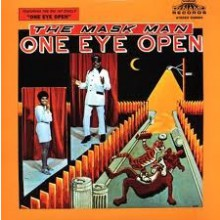 "MASK MAN AND THE AGENTS ""ONE EYE OPEN"" LP"