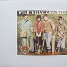 "BILLY CHILDISH & CHATHAM FORTS ""All Our Forts"" LP"
