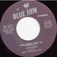 "LANIE WALKER ""No Use Knocking On My Door/ Ennie Meenie Miney Mo"" 7"""
