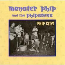 """MENSTER PHIP """"PHIP CITY"""" CD"""