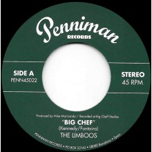 "LIMBOOS ""BIG CHEF/LIMBOOTIC"" 7"""