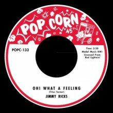 "JIMMY RICKS / JO STAFFORD ""OH! WHAT A FEELING"" 7"""